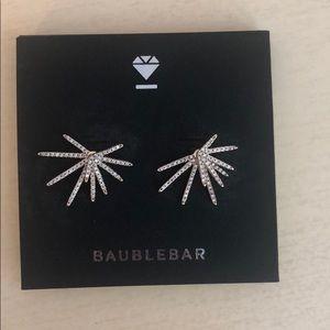 NWT Baublebar ear jackets